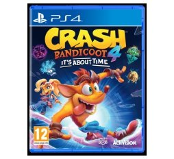 Slika izdelka: Crash Bandicoot 4 It's About Time PS4