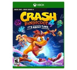 Slika izdelka: Crash Bandicoot 4 It's About Time XBOX ONE