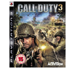 Slika izdelka: Call of Duty 3 (playstation 3)