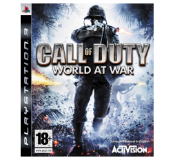 Slika izdelka: Call of Duty: World at War (playstation 3)