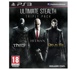 Slika izdelka: Ultimate Stealth Triple Pack (playstation 3)