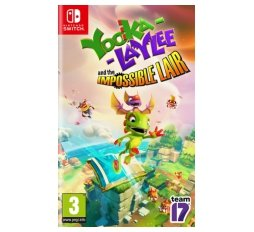Slika izdelka: Yooka - Laylee and the Impossible Lair (Switch)
